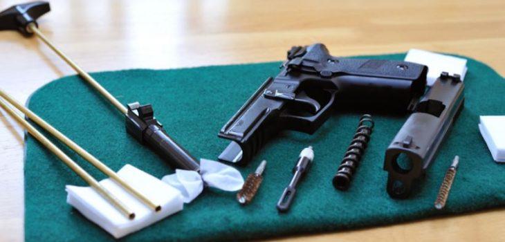 Clean-Pistol