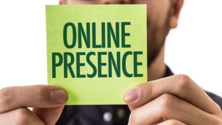 Online-Presence