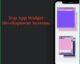 App-Widget-Development